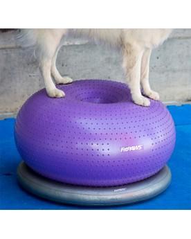 TRAX Donut agility dog con anello stabilizzante venduto separatamente