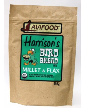 "Bird Bread Mix ""Millet and Flax"""