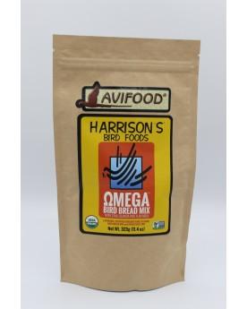 Bird Bread Mix Omega con Chia, Quinoa e Flax
