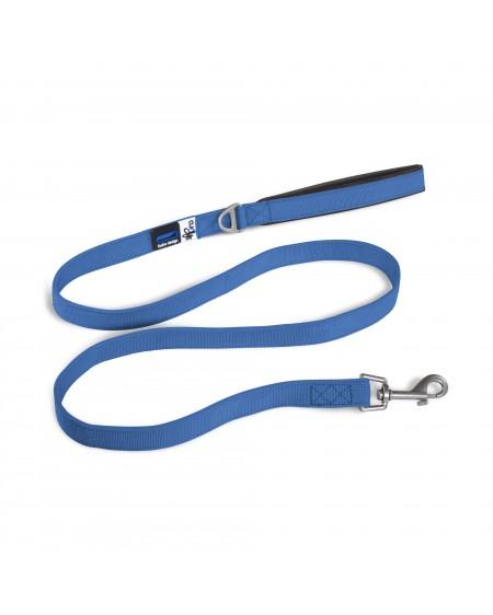 Guinzaglio Cane Basic Air-Mesh Blu