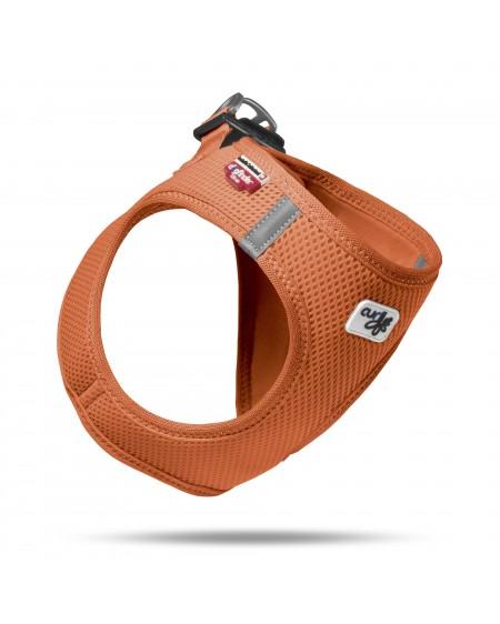 Pettorina-Gilet Cane Air-Mesh Arancione