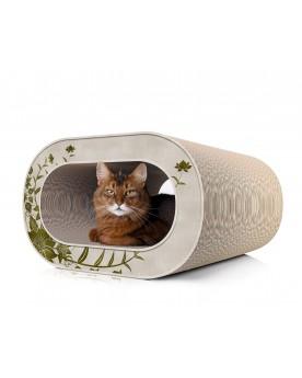 Le Tronc XL Cat-On Tiragraffi in Cartone Ondulato Large