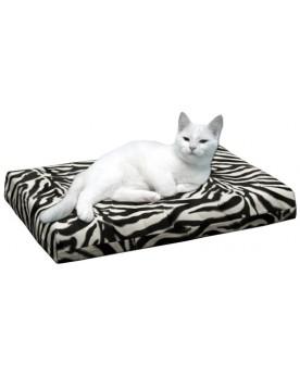 Lettino ortopedico per gatto e cane Zebra