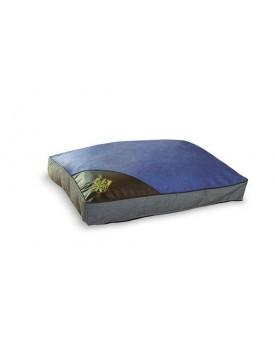 Cuscino per Cane York Blu Medium