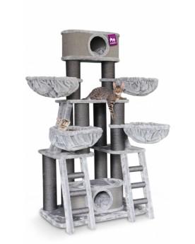 Tiragraffi per grandi gatti petrebels skyline 185 de luxe