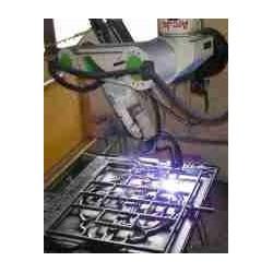 Chiara Processo di fabbricazione robottizato