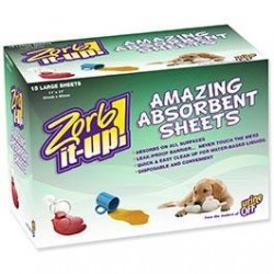 Zorb it Sheets 15ct