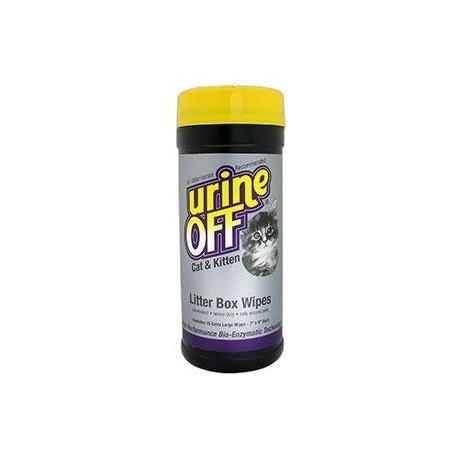 Urine Off Gatto Salviette