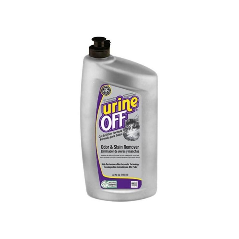 how to clean cat urine off carpet