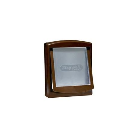 Porta basculante gattaiola per gatti cani staywell 775 ebay for Porta basculante per cani grandi con microchip
