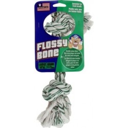 Flossy Bone - Corda Curativa Denti alla Menta Large
