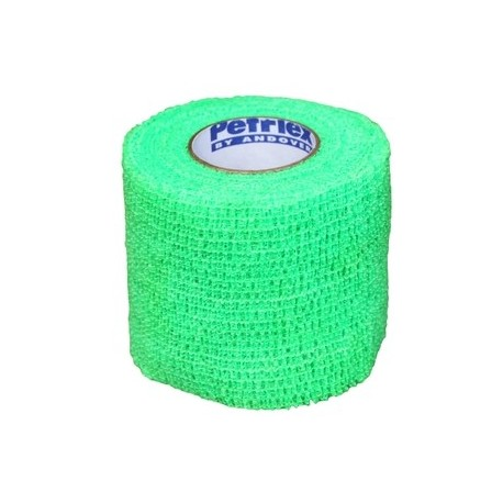 Benda Cane Elastica Neon Verde 5cm