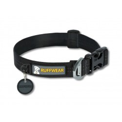 Collare per cane Hoopie Collar Black Medium