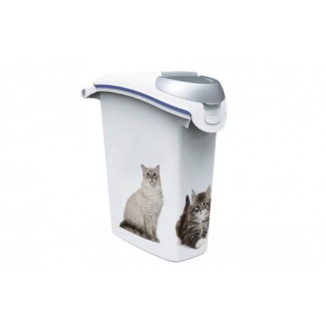 Porta alimenti gatto curver 23lt - Porta per gatti ...