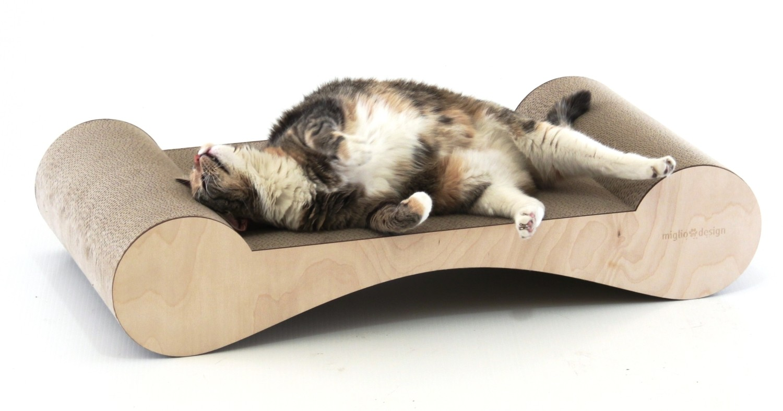 Cartone pressato per mobili modulo armadio bianco nardi for Tiragraffi per gatti ikea