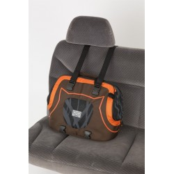 Infinita Pet Carrier Borsa per Cane In Auto