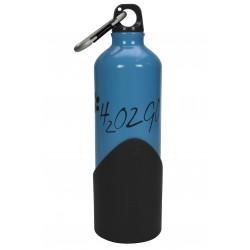 H2O2GO Bottiglia Acqua per Cane 750ml BLU