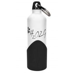 H2O2GO Bottiglia Acqua per Cane 750ml WHITE