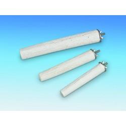 Posatoio Curativo con Minerali Small Bianco