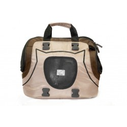 Infinita Pet Carrier Borsa per Cane Marr/Tan