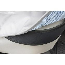 EB Protector Telo Sedile Posteriore Auto TAN Calzata