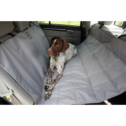 Hammock Grigio - Telo Proteggi Sedile Posteriore Auto