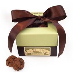 Deluxe Carob Chip Box - Biscotti