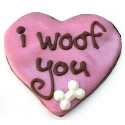 I Woof You sfusi (12 pz.) - Biscotti Cane
