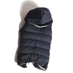 Baby Parka Suit Blu - Tutina Cane