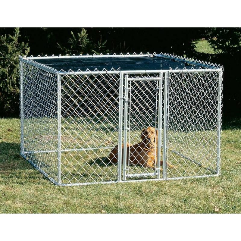 Midwest recinto da esterno in metallo per cane piccolo for Recinzione per cani da esterno