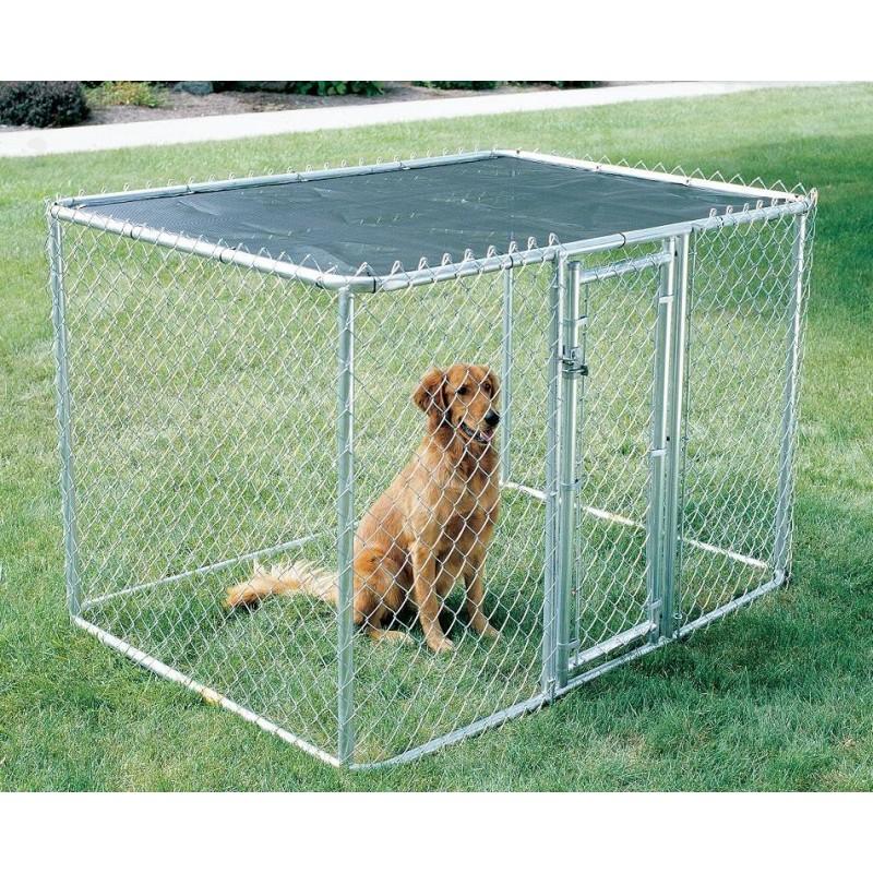 Midwest recinto da esterno in metallo per cane piccolo canile medium - Recinto mobile per cani ...
