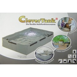 Tank Clever - Serbatoio da Campeggio per Cani  Grigio - Confezione 2