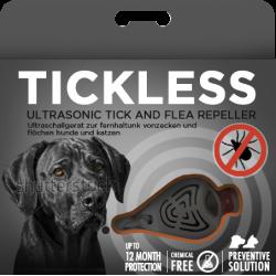 TickLESS AntiZecche Ultrasuoni Nero