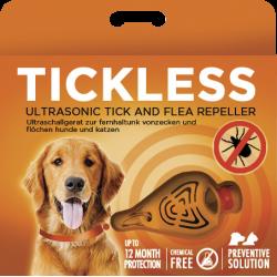 TickLESS AntiZecche Ultrasuoni Arancio