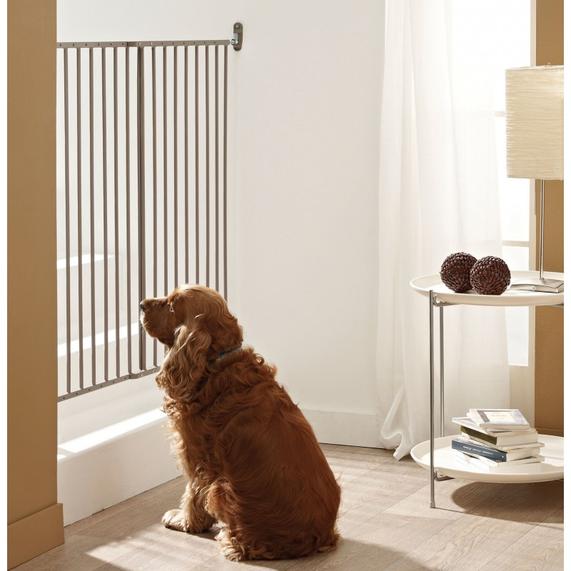 Dog barrier indoor divisorio da interno in metallo per cani - Divisorio interno ...