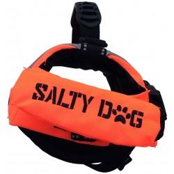 Salty Dog Camuflage Giubbotto Salvagente per Cani
