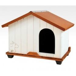 Cuccia per Cani TEQUILA in Legno Trattato MEDIUM