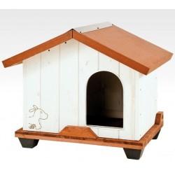 Cuccia per Cani TEQUILA in Legno Trattato SMALL