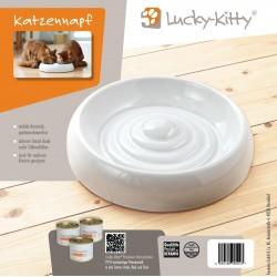 Lucky-Kitty Fontanella per Gatti Verde Pastello