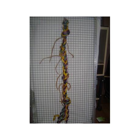 Long Sisal Rope - Corda Colorata Intrecciata