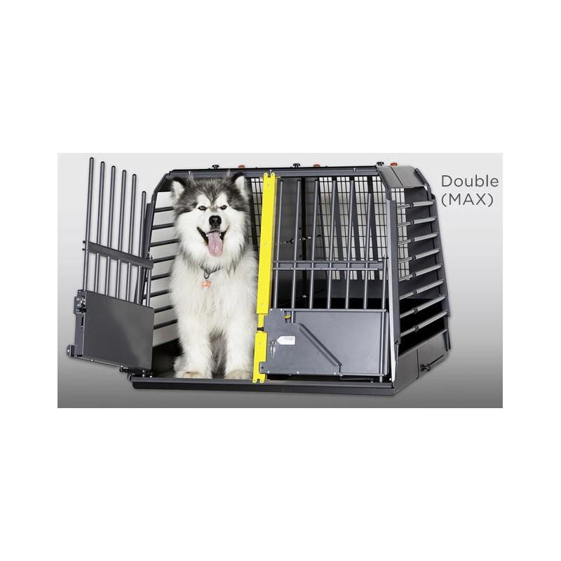 Gabbie auto per cani 28 images trasportino doppio for Retex box cani