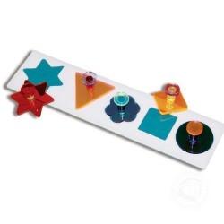 Puzzle Toy - Trick - Gioco Per Parrocchietti