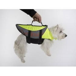 Salty Dog Yellow Giubbotto Salvagente per Cani