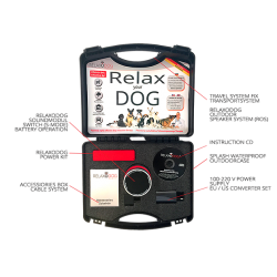 Relaxo-Dog Dispositivo ad Ultrasuoni per il Relax del Cane