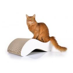 Kabou XL Cat-On Tiragraffi in Cartone Ondulato X-Large