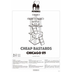 iragraffi Cheap Bastards Chicago 175 Crema