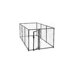 Recinto Lucky Dog Garden Chain Link Outdoor Medium