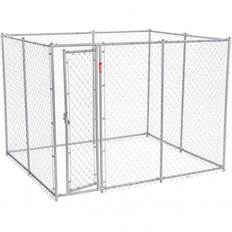 Recinto Lucky Dog Garden Kennel Chain Link Maxi Medium