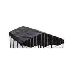 Copertura 3,0 x 1,5 recinto per cani - Sistema di copertura decorativo Lucky Dog