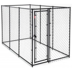 Recinto Lucky Dog Garden Kennel Chain Link Maxi Small